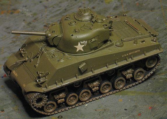 M4a3 105 Hvss Sherman